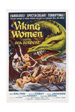 Viking Women and the Sea Serpent  1957