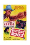 Overland Riders  1946