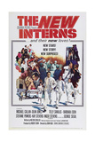 The New Interns  Michael Callan  (Center)  1964