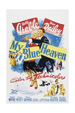 My Blue Heaven  Betty Grable  Dan Dailey  1950
