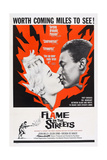 Flame in the Streets  from Left: Sylvia Syms  Johnny Sekka  1961