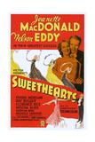 Sweethearts  Jeannette Macdonald  Nelson Eddy  1938