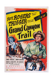 Grand Canyon Trail  from Left: Jane Frazee  Roy Rogers  1948