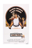 Hard Times  Top from Left: James Coburn  Charles Bronson  Jill Ireland  1975