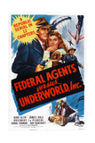 Federal Agents Vs Underworld  Inc  from Left: Kirk Alyn  Rosemary La Planche  1949