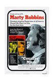 Country Music  Right: Marty Robbins  Bottom Right: Tammy Wynette  1972
