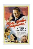 Wives under Suspicion  from Top: Warren William  William Lundigan  Gail Patrick  Ralph Morgan  1938