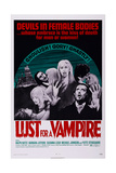 Lust for a Vampire  Lower Right: Ralph Bates  Upper Right: Ralph Bates  Yutte Stensgaard  1971