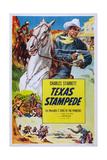 Texas Stampede  Charles Starrett  1939