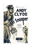 The Super Snooper  Left: Andy Clyde  1934