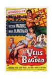 The Veils of Bagdad  from Left: Virginia Field  Mari Blanchard  Victor Mature  1953