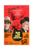 Ride the High Country  Randolph Scott  Joel Mccrea  Mariette Hartley  1962