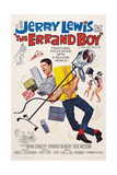 The Errand Boy  Jerry Lewis  1961