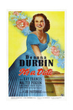 It's a Date  Deanna Durbin  1940