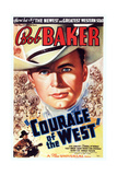 Courage of the West  Bob Baker  1937