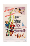 Jack and the Beanstalk  from Left: Bud Abbott  Lou Costello  1952