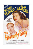 The Heavenly Body  from Left: William Powell  Hedy Lamarr  1944