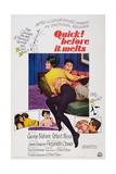 Quick before it Melts  Top Right: Robert Morse  1964