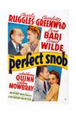 The Perfect Snob  1941