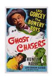 Ghost Chasers  Top Left: Leo Gorcey; Bottom Left: Huntz Hall  1951