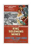 King Solomon's Mines  Deborah Kerr  Stewart Granger  1950