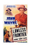 The Lawless Frontier  1934
