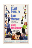 Viva Las Vegas  from Left  Elvis Presley  Ann-Margret  1964