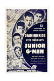 Junior G-Men  1940