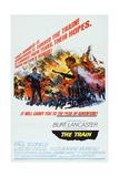 The Train  Burt Lancaster  Paul Scofield  1964