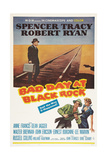 Bad Day at Black Rock  Spencer Tracy  Robert Ryan  Anne Francis  1955
