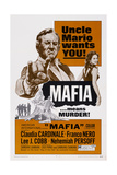 Mafia  from Left  Lee J Cobb  Claudia Cardinale  1968
