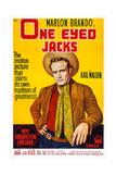 One-Eyed Jacks  Marlon Brando  1961