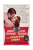 The Stratton Story  James Stewart  June Allyson  1949