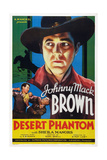 Desert Phantom  Johnny Mack Brown  1936