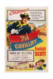 7th Cavalry  (Aka Seventh Cavalry)  1956