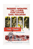 The Trap  from Left: Richard Widmark  Lee J Cobb  Tina Louise  Earl Holliman  1959