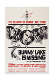 Bunny Lake Is Missing  Laurence Olivier (Left)  Keir Dullea (Center)  1965