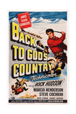 Back to God's Country  1953
