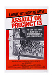 Assault on Precinct 13  1976