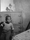 African American Farmer Harry Handy and His Daughter  in St Mary's County  Maryland