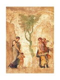 Eros Is Punished by Aphrodite Ancient Roman Artist  C 1-25