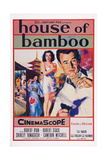 House of Bamboo  from Center: Shirley Yamaguchi  Robert Ryan  1955