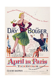 April in Paris  Doris Day  Ray Bolger  1953