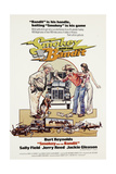 Smokey and the Bandit  from Left: Jackie Gleason  Burt Reynolds  Sally Field  1977