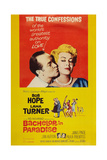 Bachelor in Paradise  from Left: Bob Hope  Lana Turner  1961