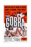 The Cobra  from Center: Anita Ekberg  Dana Andrews  1968