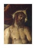Ecce Homo (Detail Christ's Head/Torso)