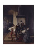 The Conspiracy of Lampugnani (Assassination of Duke Sforza)  1826