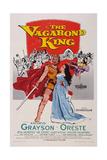 The Vagabond King  Oreste Kirkop  Kathryn Grayson  1956