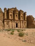The Monastery' Is the Largest Building in Petra  Jordan